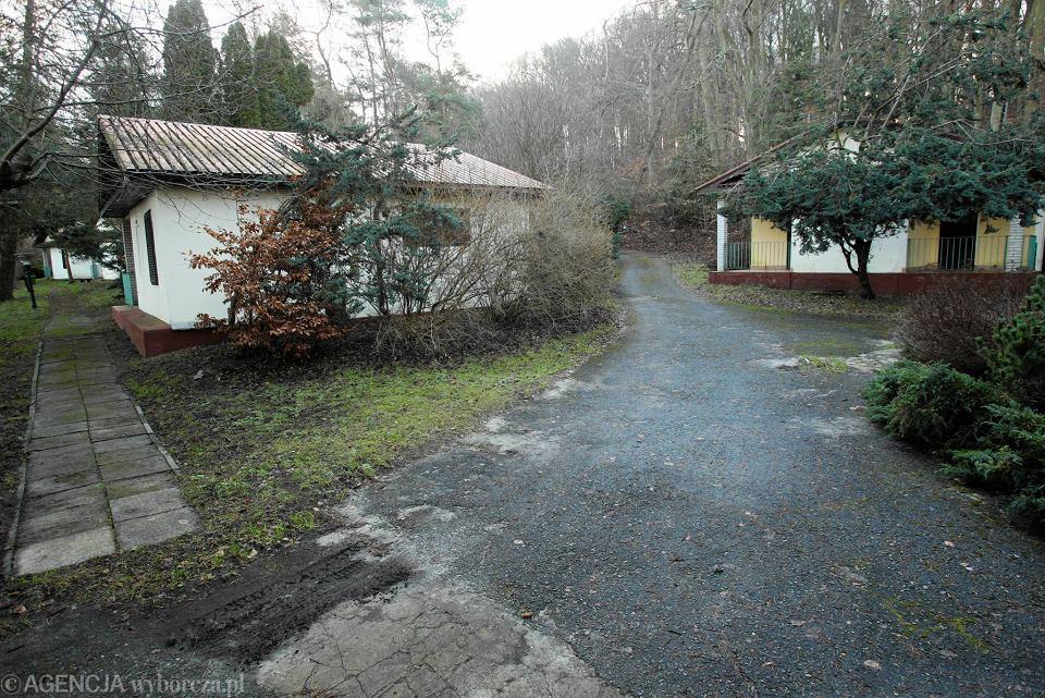 Zaktualizowano Opuszczone wille i domki. Tak teraz wygląda dawny rządowy ośrodek QT52