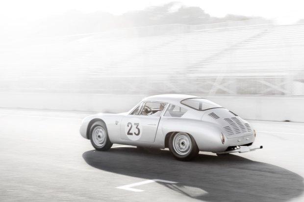 Porsche Abarth 356B Carrera GTL