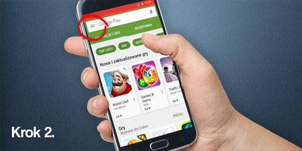 Android: jak wyłączyć automatyczną aktualizację aplikacji