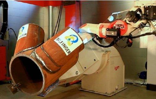 Rewelacyjny Technologie przyszłości w fabryce powstającej na wyspie Gryfia VN18