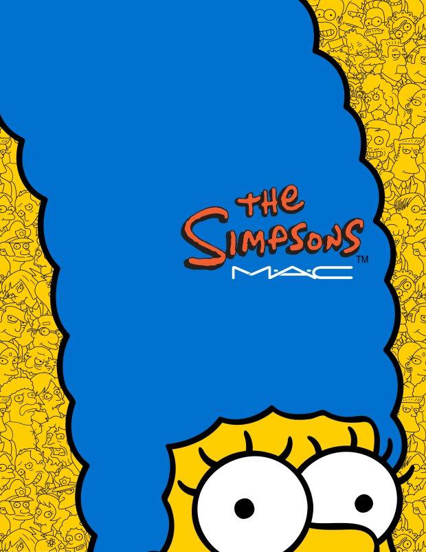 Wyjątkowa kolekcja MAC The  Simpsons