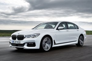 BMW serii 7 2015