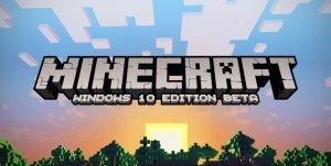 Minecraft: Windows 10 Edition