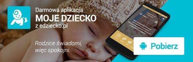 Aplikacja Moje Dziecko z eDziecko.pl