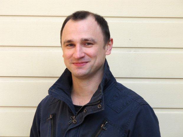 Adam Kudybiński (fot. archiwum prywatne)