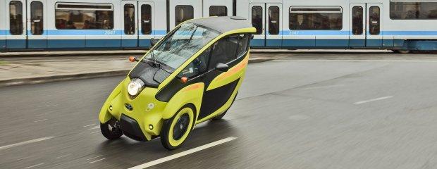 Toyota i-ROAD