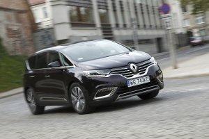 Renault Espace 1.6 TCe EDC Initiale Paris   Test   Moda samochodowa
