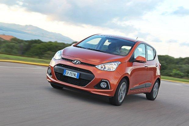 Hyundai i10 - test   Pierwsza jazda   Dobrze się zapowiada