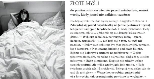 Złote myśli paryżanek (fot. mat. prasowe)