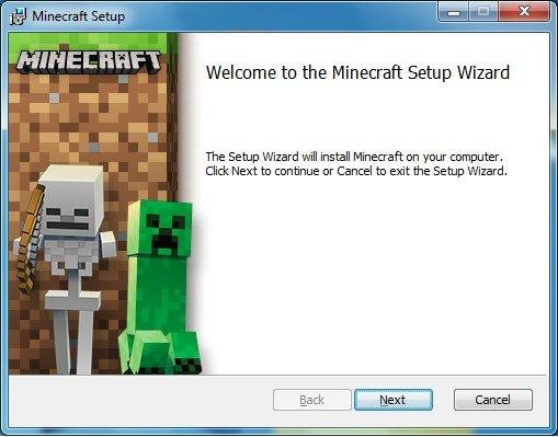 Instalacja Minecraft