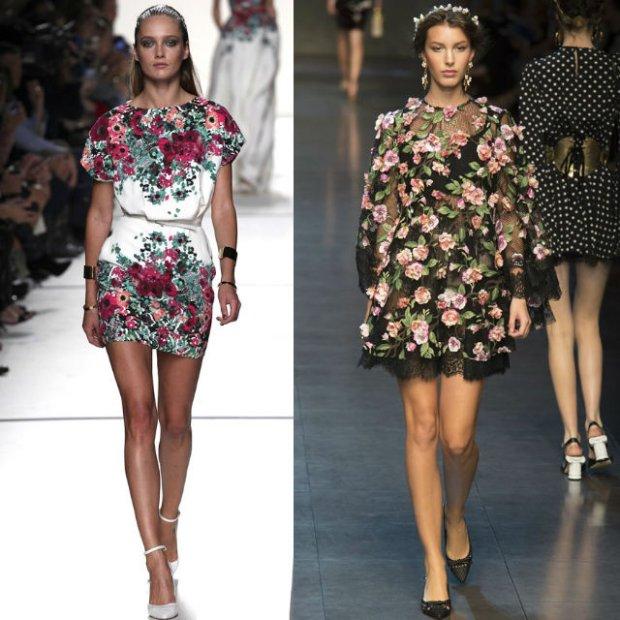 25 najpiękniejszych sukienek w kwiaty