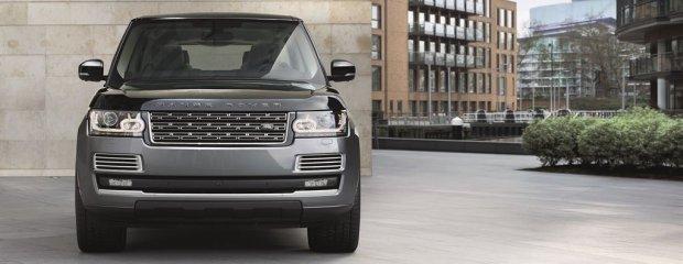 Salon Nowy Jork 2015 | Range Rover SVAutobiography | Najwyższy poziom luksusu