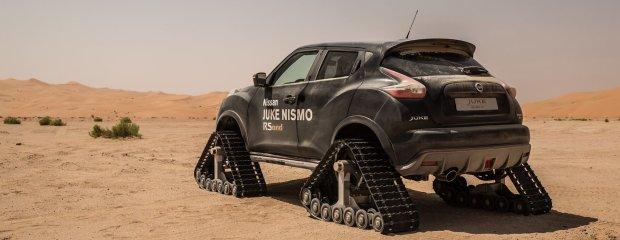Nissan Juke Nismo RSand
