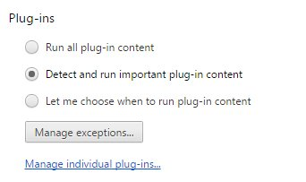 Inteligentny dodatek Chrome