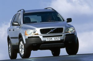 2002 Volvo XC90