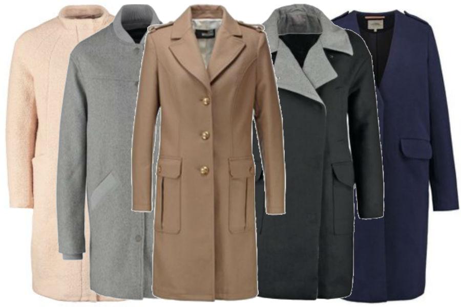 Wełniane płaszcze na zimę