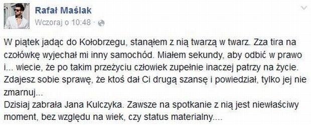 Rafał Maślak