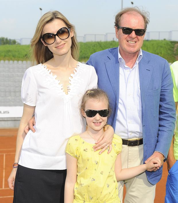 Wojciech Fibak, Olga Fibak, Nina Fibak