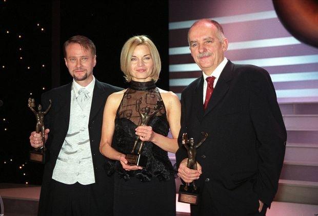 Telekamery: Małgorzata Foremniak i Artur Żmijewski