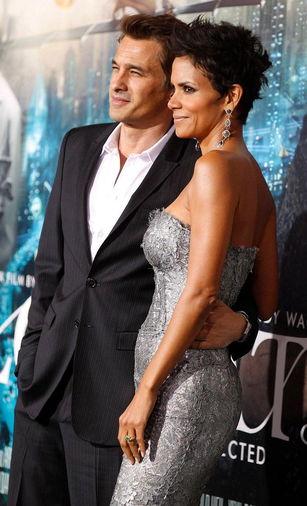 Actress Halle Berry, one of the stars of the new film