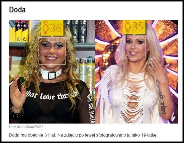 Stara, dobra, Doda; źródło: Plotek.pl