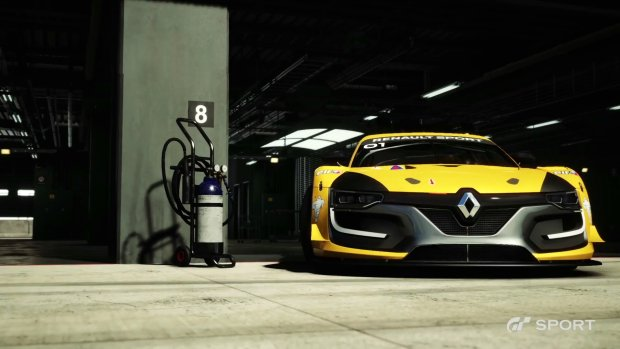 Gran Turismo Sport - kadr ze zwiastuna