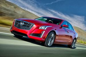 Cadillac CTS zachwyca Amerykę   Galeria