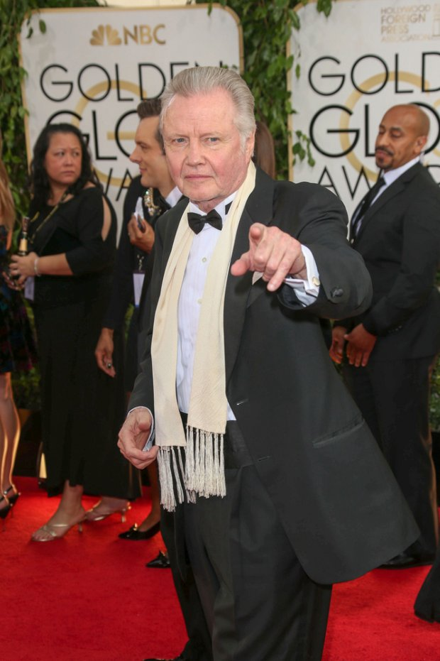 01/12/2014 - Jon Voight - 71st Annual Golden Globe Awards - Arrivals - Beverly Hilton Hotel - Beverly Hills, CA, USA - Keywords: Theatrical Performance, California, Movie, Award, Television Show, Golden Globe Awards, Film Industry, Fashion, Arts Culture and Entertainment, Attending, Celebrities, celebrity 71st Golden Globe Awards Orientation: Portrait Face Count: 1 - False - Photo Credit: Andrew Evans  / PR Photos - Contact (1-866-551-7827) - Portrait Face Count: 1