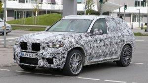 Prototyp BMW X3 M