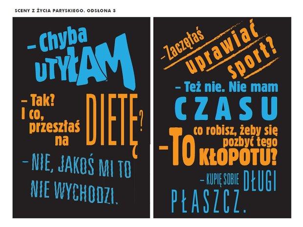 Sceny z paryskiego życia (fot. mat. prasowe)