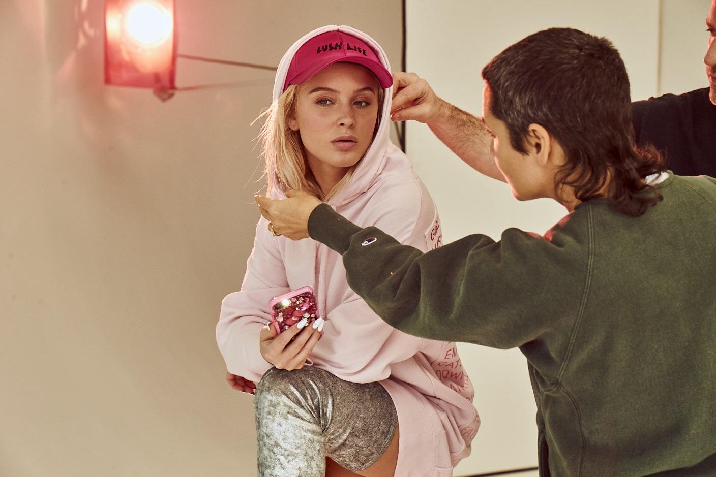 H&M x Zara Larsson