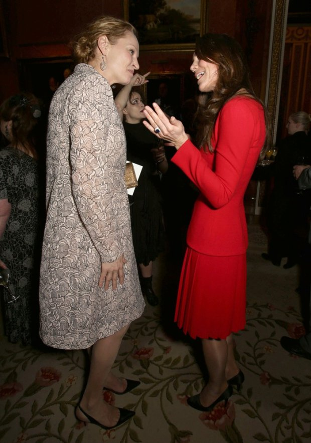Księżna Kate, Uma Thurman