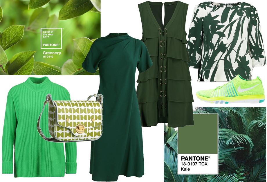 Greenery i Kale - zielenie chodzą parami