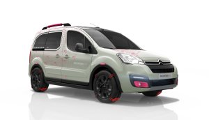 Citroen Berlingo Mountiain Vibe