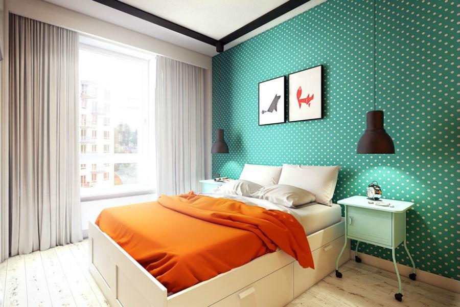 Aranżacja mieszkania: jak łączyć kolory we wnętrzach?