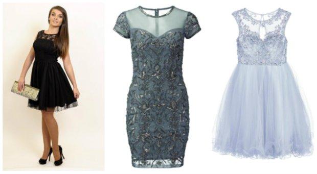 Koronkowe sukienki Made in Poland, Miss Selfridge, Luxuar Fashion
