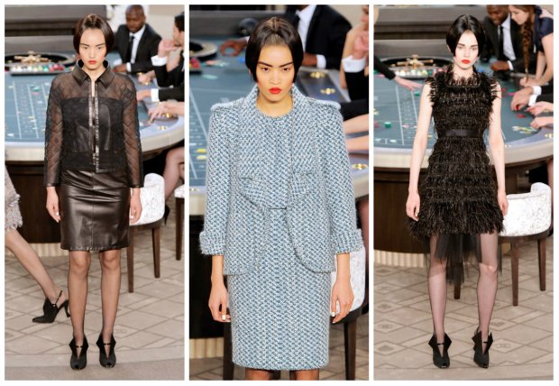 Chanel haute couture jesień-zima 2015