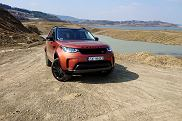 Land Rover Discovery 2017 - test
