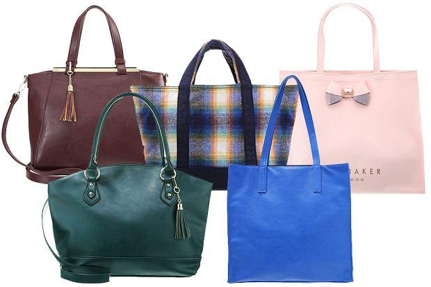 Kolorowe torby, które ożywią stylizacje