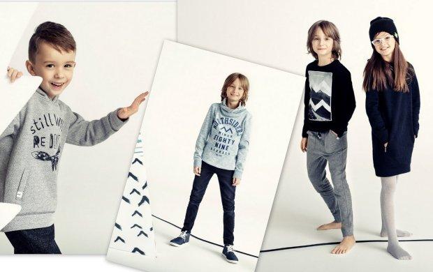 Zimowa kolekcja Reserved Kids inspirowana skandynawską prostotą