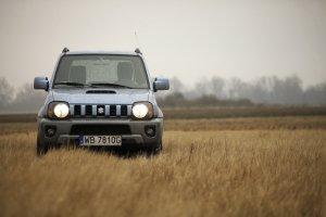 Suzuki Jimny | Test | Gatunek na wymarciu