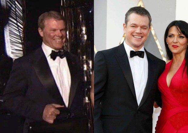 Matt Damon, oscary 2016