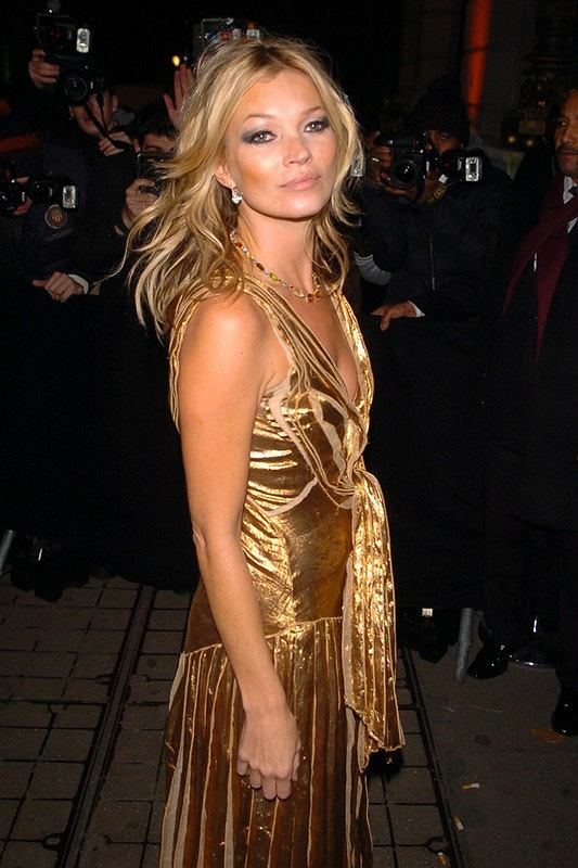 Kate Moss and other celebrities attending the 'Kate Moss book launch' held at '50 St James' in London, Mayfair.  Pictured: Kate Moss