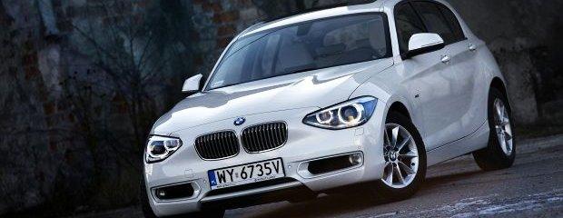 BMW 120d | Test długodystansowy cz. I | Klasa wyżej