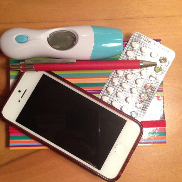 Apka, tabletka czy kalendarzyk? (fot. A. U.)