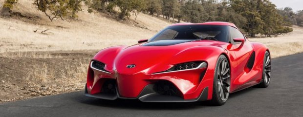 Galeria tygodnia | Toyota FT-1