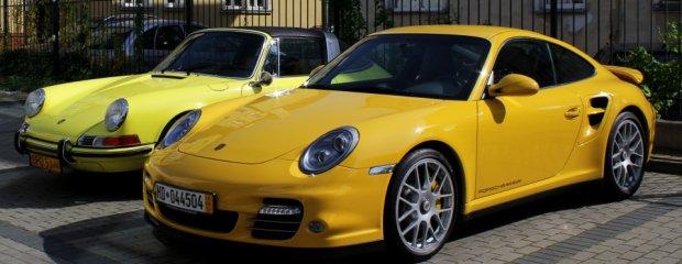 Porsche Parade 2014 | Jazda ku czci legendy