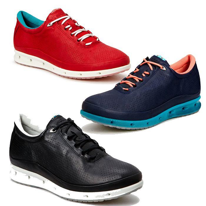 Bardzo dobryFantastyczny Rewolucyjne buty ECCO O2 z technologią GORE-TEX Surround GV55