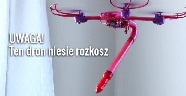Dildo drone - najlepszy z nieistniejących wynalazków