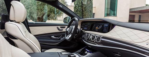 Mercedes klasy S 2017